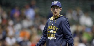 Craig Counsell Cerveceros